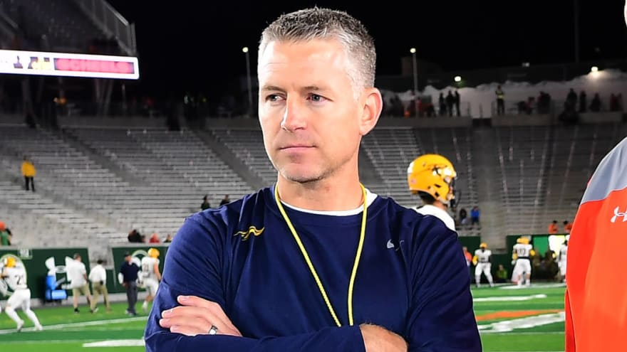 Toledo head coach first in FBS to announce positive COVID test