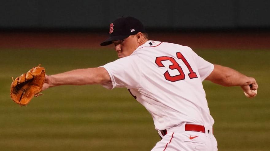 Red Sox DFA Austin Brice to make space for Jarren Duran