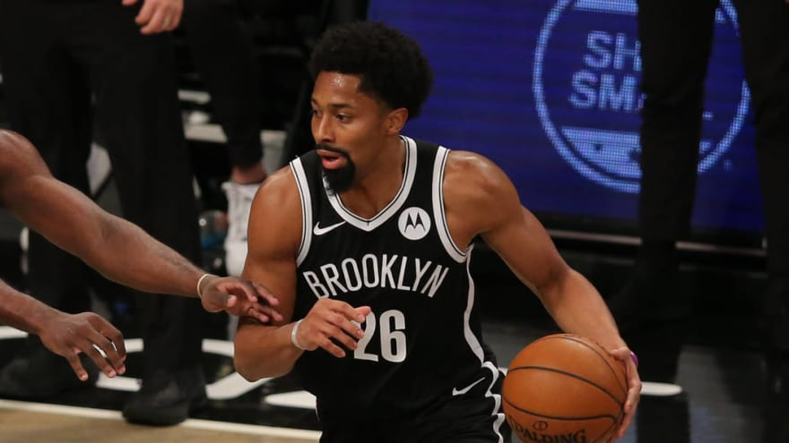 Spencer Dinwiddie suggests playoff return is 'realistic'