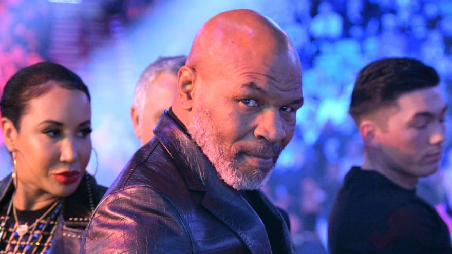 Mike Tyson declined $25 million to fight Evander Holyfield?