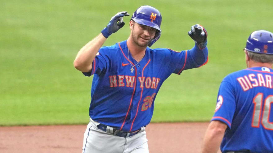 Pete Alonso to defend title in 2021 Home Run Derby