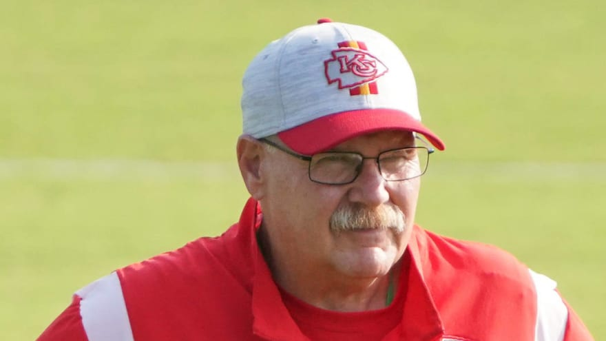 Andy Reid offers hilarious quote about his return to Philadelphia