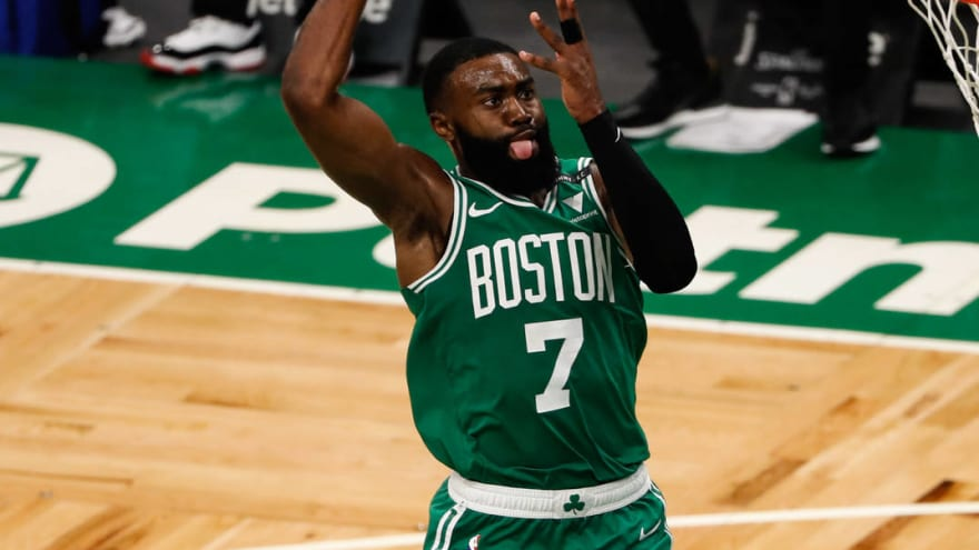 Jaylen Brown should be ready for training camp after wrist surgery