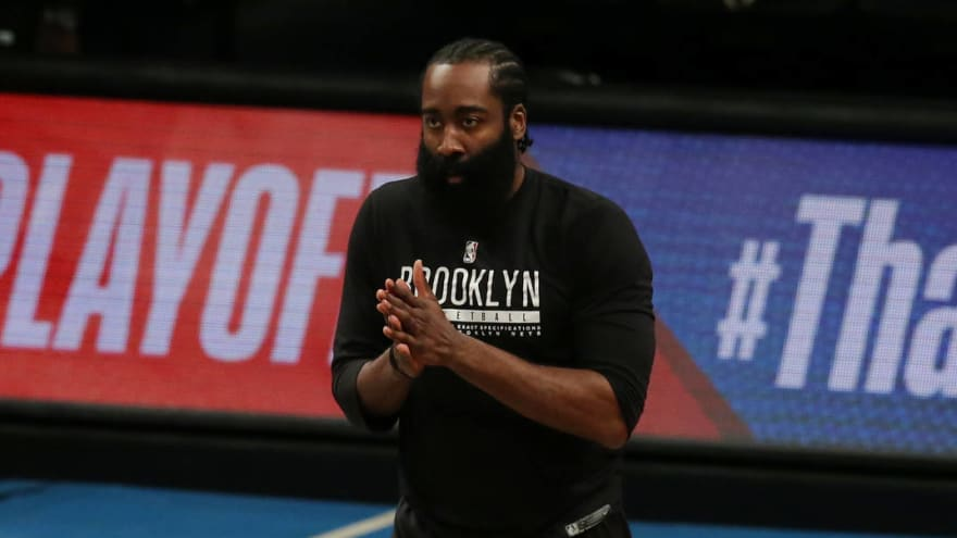 James Harden out for Game 4; Jeff Green questionable