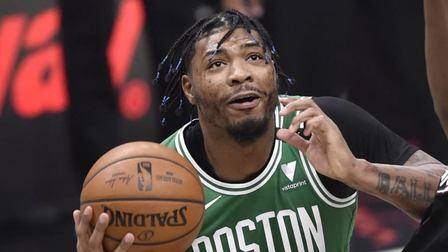 Hawks interested in Celtics' Marcus Smart?
