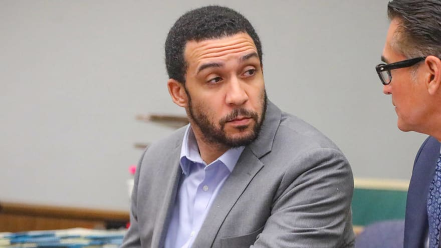 Kellen Winslow II sentenced to 14 years in prison for rape