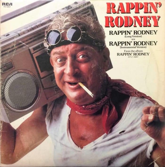 """""""Rappin' Rodney"""" by Rodney Dangerfield"""