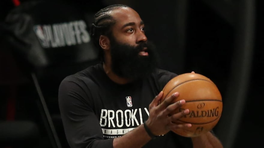 Nets hopeful James Harden can return by end of series?