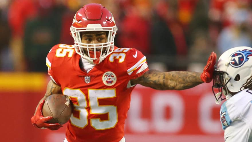 49ers work out five running backs