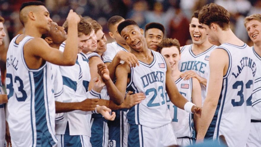 Looking back at the 1991 NCAA tournament 30 years later