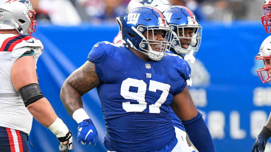 Dexter Lawrence costs Giants win with offsides penalty