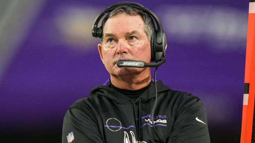 Mike Zimmer faces playoff mandate to return in 2022?