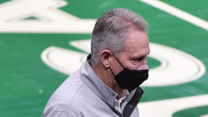 Danny Ainge: Changes on way after disappointing season