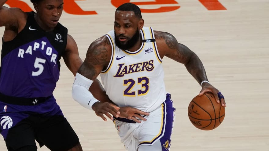 LeBron expected to miss at least two more games