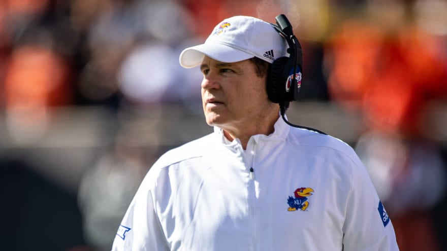 Les Miles, Kansas part ways after report about LSU conduct