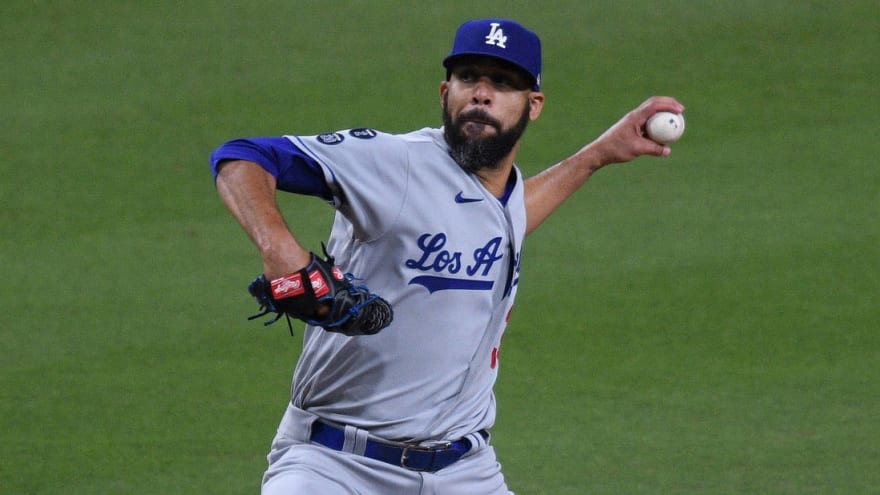 David Price: Dodgers-Padres rivalry at 'next level'