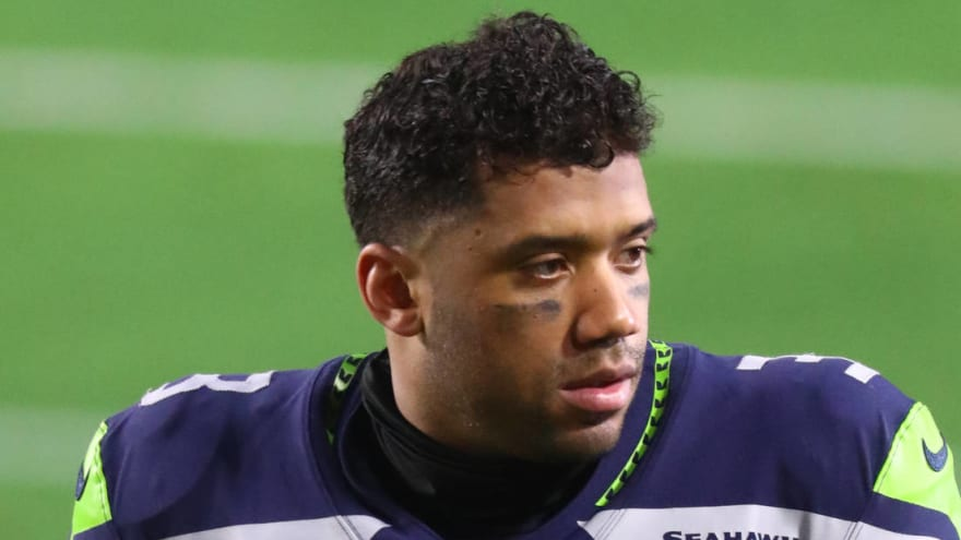 Seahawks willing to listen to trade offers for Russell Wilson?