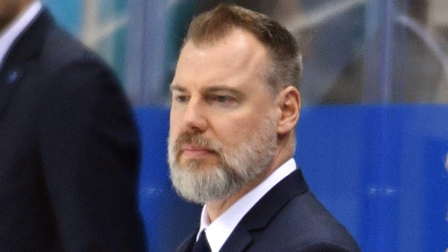Sabres interviewed Rikard Gronborg for HC opening