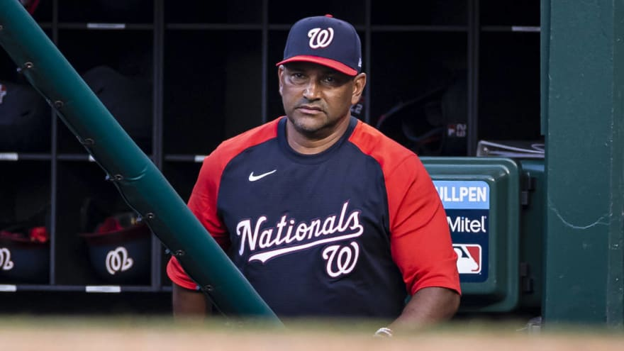 Nationals-Phillies game postponed due to COVID