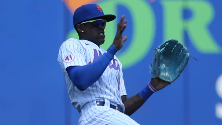 Mets outright OF Cameron Maybin, IF Wilfredo Tovar