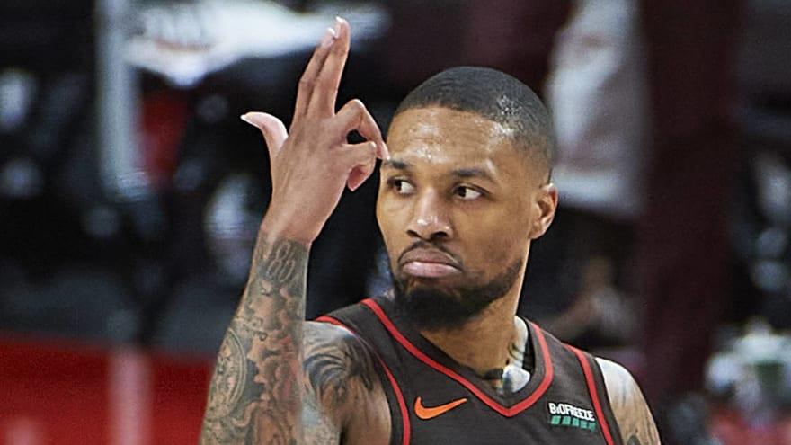 Should the Knicks make a hard push to acquire Damian Lillard?