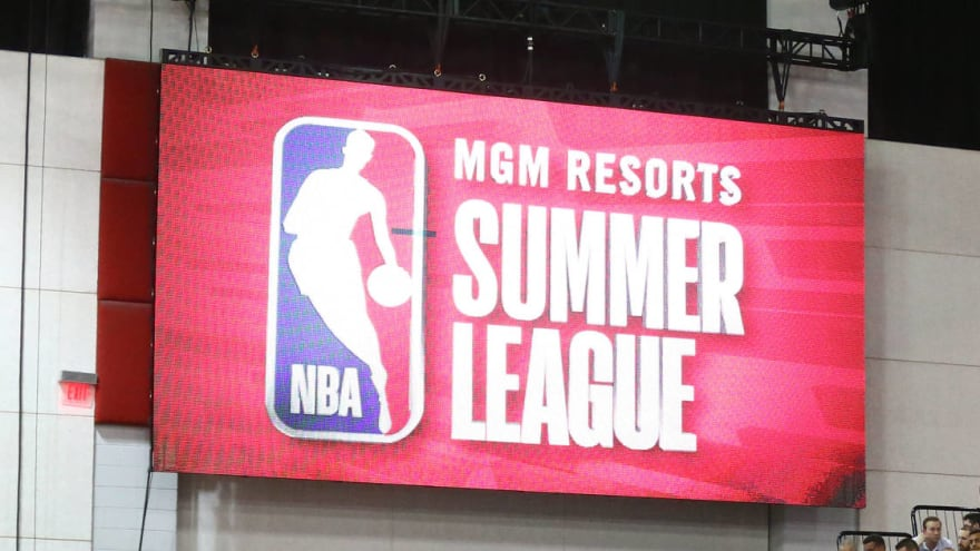 Report: NBA aims to hold Vegas Summer League in August
