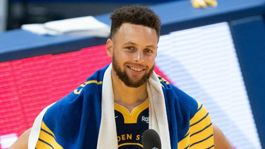 Steph Curry's heroics are the lone bright spot of the late NBA season