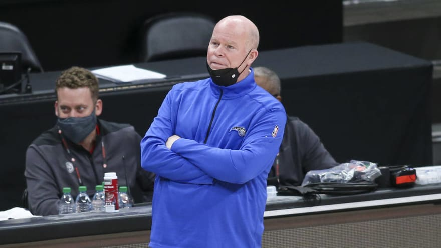 Steve Clifford, Magic mutually agree to part ways