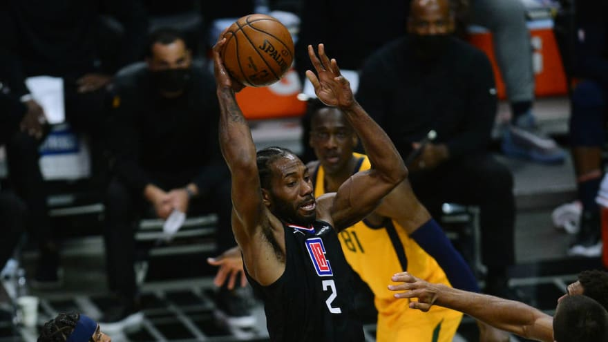 Kawhi, PG each go off for 31 as Clips tie Jazz series 2-2