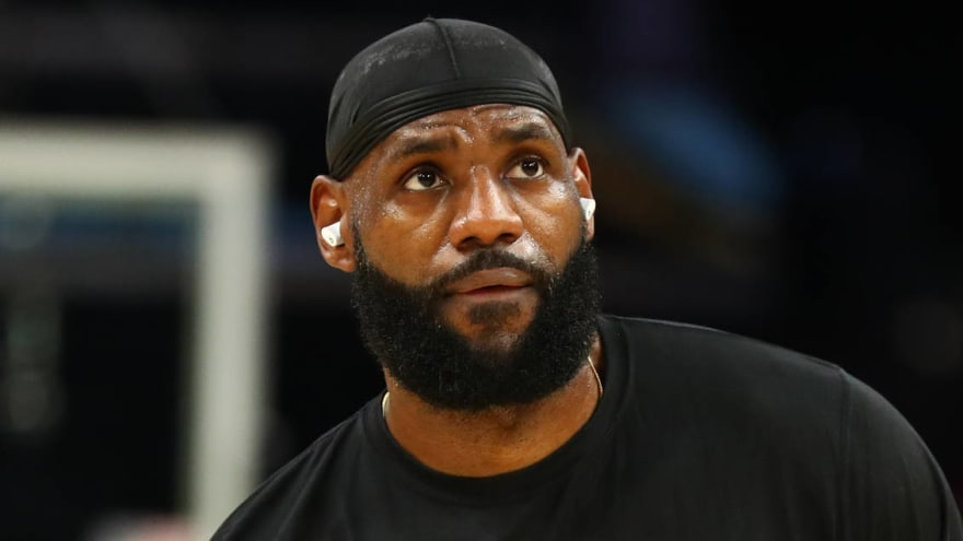 LeBron James has quick turnaround after attending Chargers-Browns game