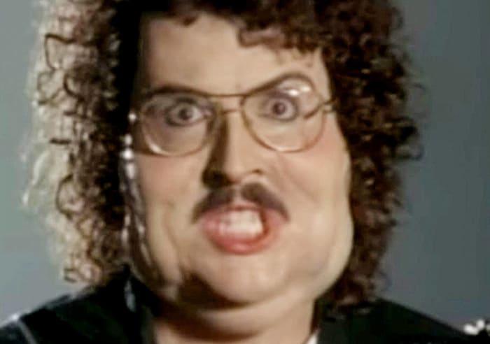 """""""Weird Al"""" Yankovic """"Fat"""" (1988)"""
