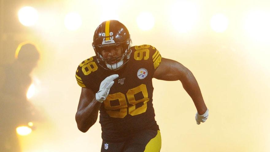 Steelers LB Vince Williams announces retirement