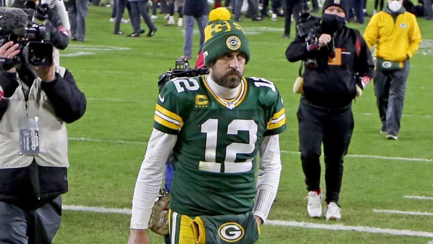 Here is how much money Aaron Rodgers could lose if holdout continues