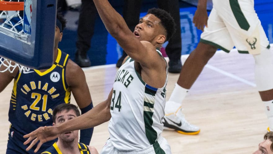 Giannis secures Bucks feat previously only held by Abdul-Jabbar