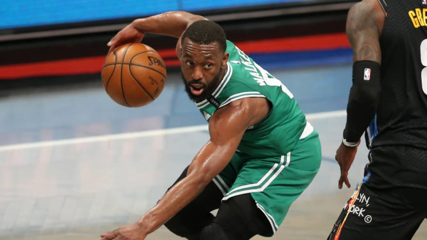 NBA world reacts to Celtics, Thunder blockbuster