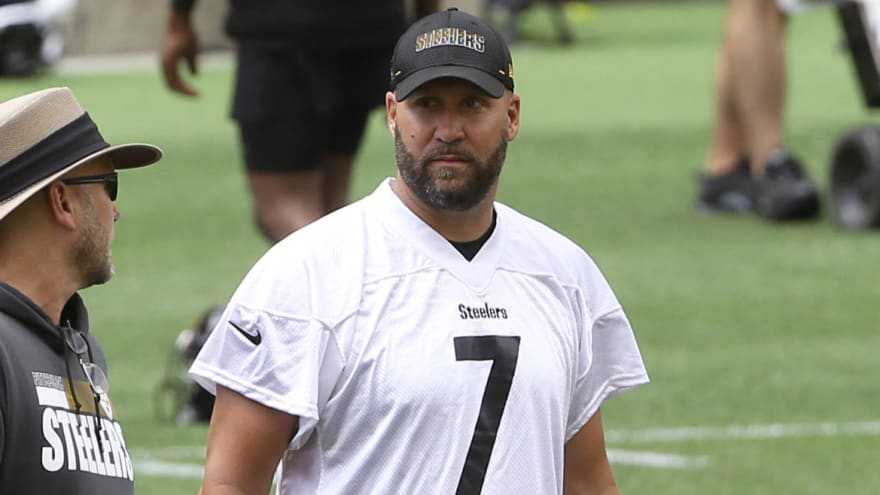 Report: Ben Roethlisberger 'obsessed' with weight loss, diet