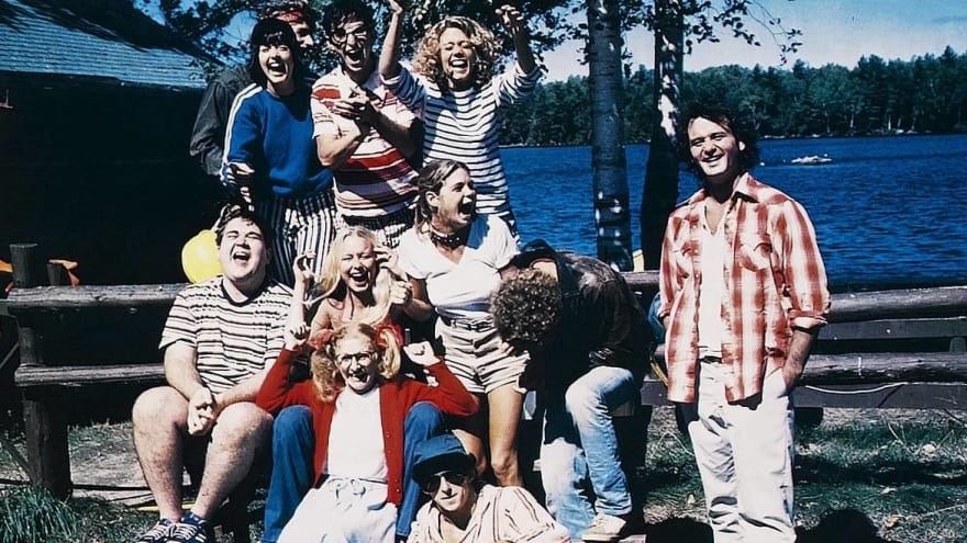 The best summer camp movies