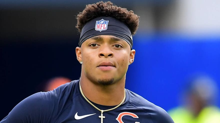Bears to increase Fields' workload after impressive practices?