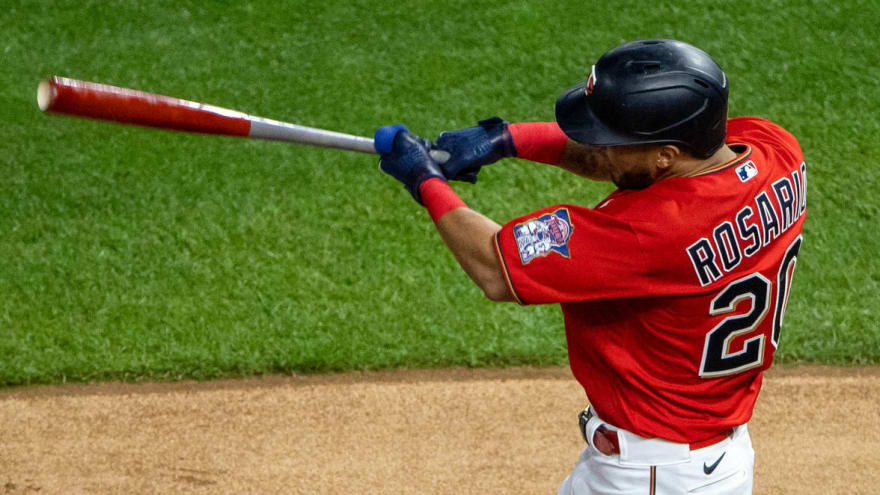 Eddie Rosario is an impact bat hiding in broad daylight