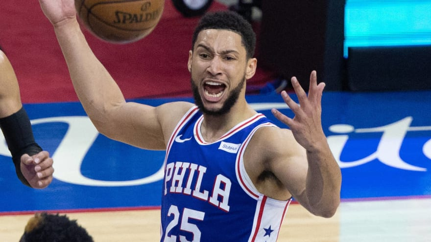Sixers reportedly engaged in Ben Simmons trade talks