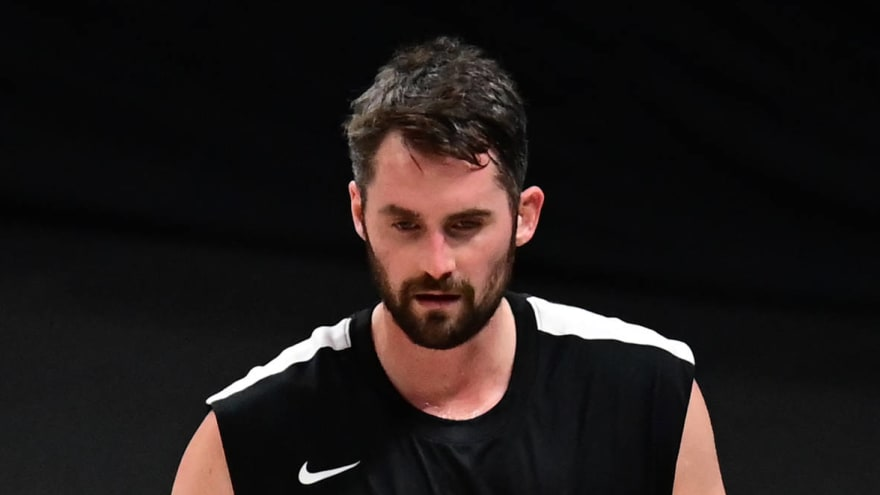 Cavaliers' Kevin Love closer to return from calf injury