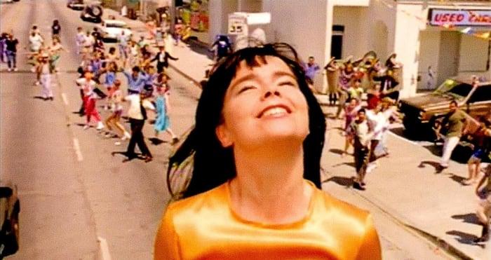 """Björk """"It's Oh So Quiet"""" (1995)"""
