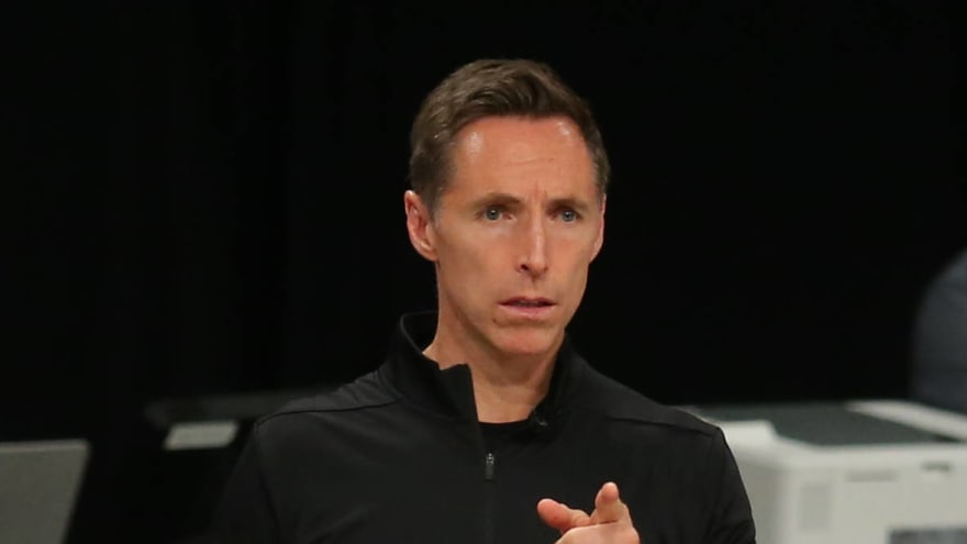 Steve Nash reveals how Kyrie Irving injury affects James Harden