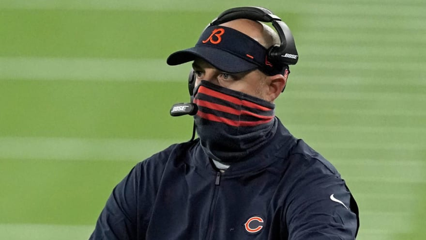 Chicago Bears to 'clean house' following 2020 season