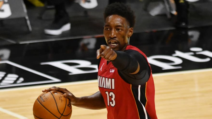 Bam Adebayo calls out Heat for poor play