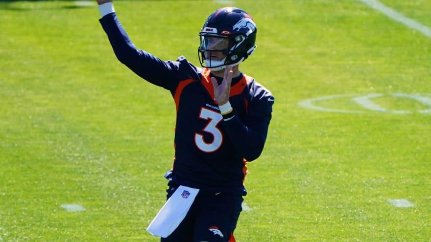 Broncos OC: 'This is the best version of Drew' Lock