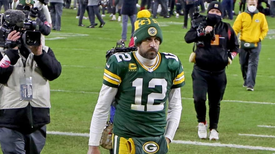 Aaron Rodgers could be traded to Raiders or Broncos by Sunday?