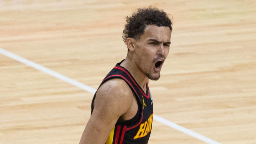 Hawks oust Sixers to reach Eastern Conference Finals