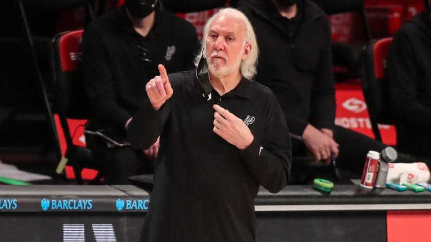 Popovich would have 'begged, cried' to get KD on Olympic team