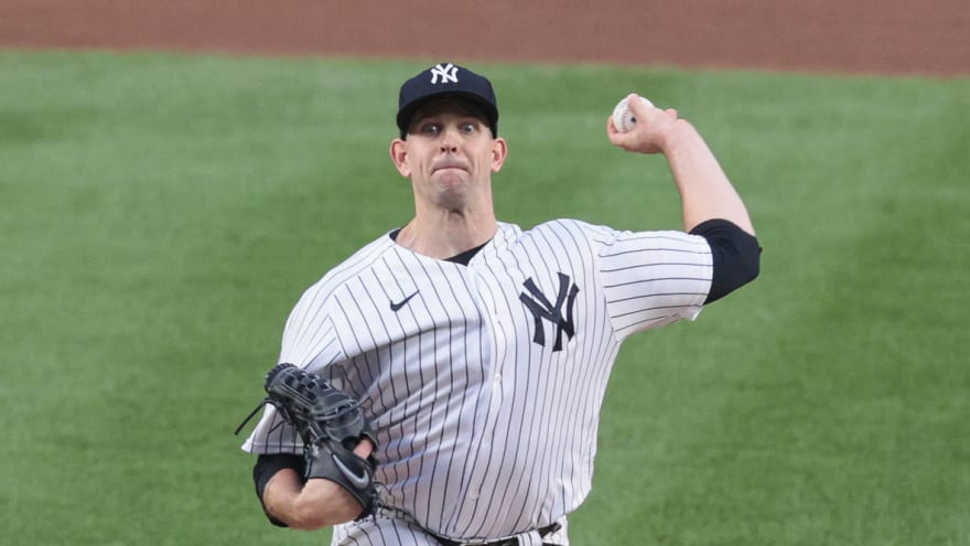 Mariners outbid Mets for James Paxton?